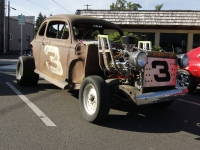 Rat Rods was the theme of this years Function 4 Junction as many of the unique and sometimes strange vehicles showed up for the Show & Shine in Junction City, Oregon, June 4, 2016.